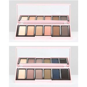 2x ASOS DESIGN Makeup Eyeshadow Palette Bundle